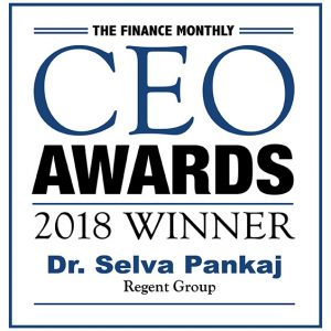 Monthly CEO Awards 2018