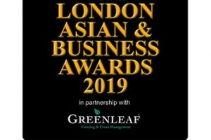 Winner Logo – London Asian Business Awards 2019