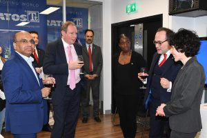 Opening of the Honorary Consulate of San Marino in London