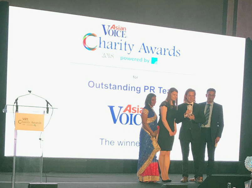 Asian voice charity awards