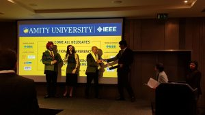 IEEE conference at Amity University, London