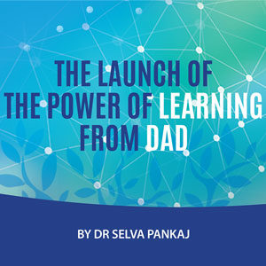 Book launch of The Power of Learning from Dad
